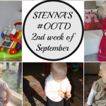 Sienna's #OOTD -- 2nd Week of September