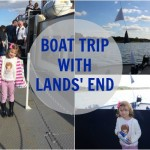 A beautiful Boat Trip with Lands' End