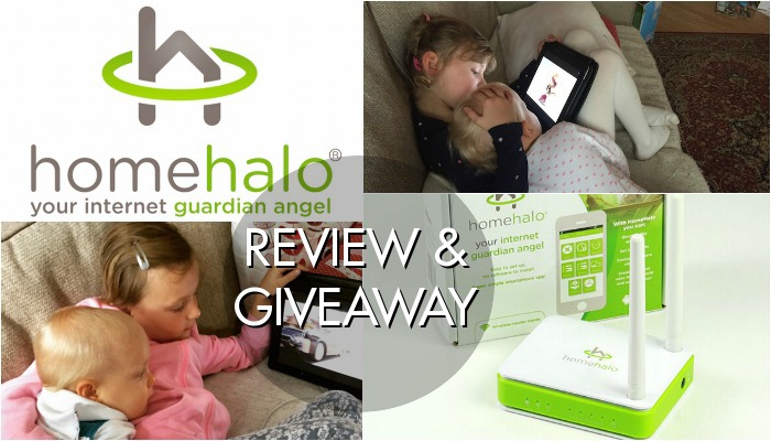 HomeHalo Parental Internet Control System Review & Giveway