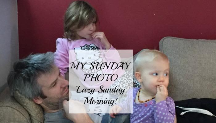 My Sunday Photo – Lazy Sunday Morning!
