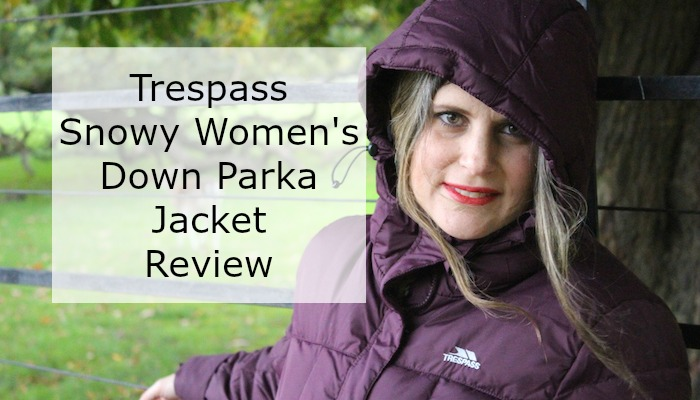 Trespass Snowy Down Parka Jacket Review