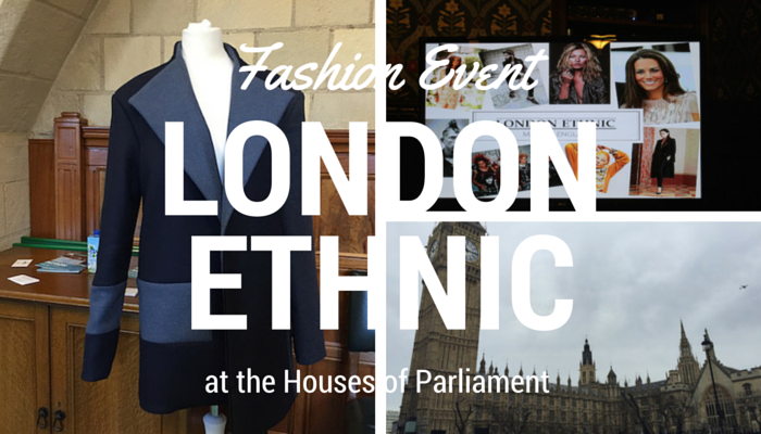 London Ethnic at the Houses of Parliament