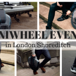 Uniwheel Event in Shoreditch, London