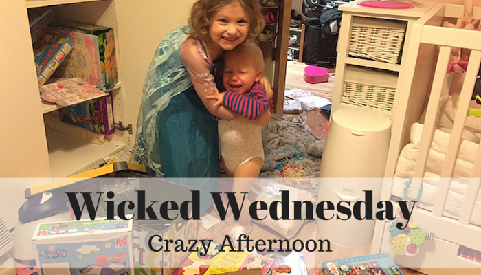 Wicked Wednesday – Crazy Afternoon