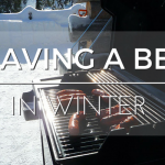 Braving a BBQ in Winter