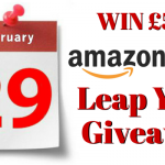 Leap Year Giveaway – Win £50 ($74) Amazon Voucher or PayPal Cash