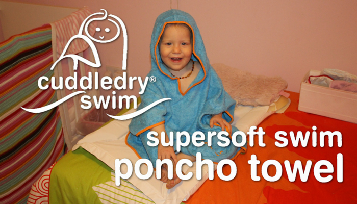 Review – Cuddledry Swim Supersoft Swim Poncho Towel
