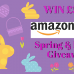 Spring & Easter Giveaway – Win £50 ($74) Amazon Voucher or PayPal Cash