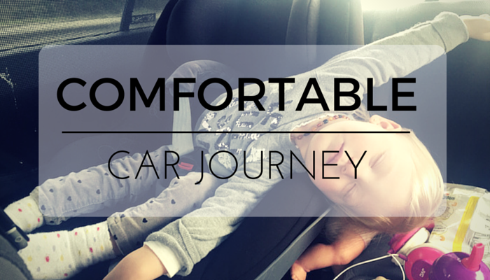 Wicked Wednesdays – Comfortable Car Journey