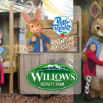 Peter Rabbit at Willows Activity Farm