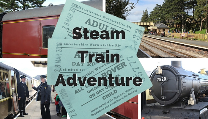Steam Train Adventure