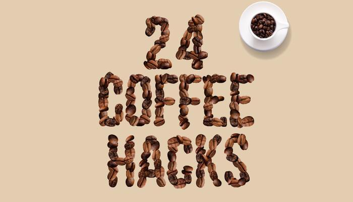 UK Coffee Week: 24 Coffee Hacks