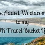 I've Added Woolacombe to my UK Travel Bucket List