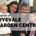 Breakfast at Wyevale Garden Centre – Syon Park
