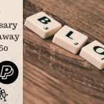 Blog Anniversary Giveaway – Win £60 ($87) Amazon Voucher or PayPal Cash