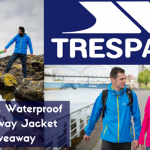 Trespass Waterproof Packaway Jacket Giveaway