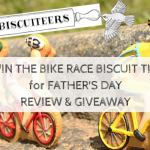 Biscuiteers Father's Day Gift Ideas Review & Giveaway