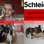 Educational Play with Schleich Animal Figures
