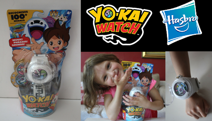 Hasbro Yo-Kai Watch Review