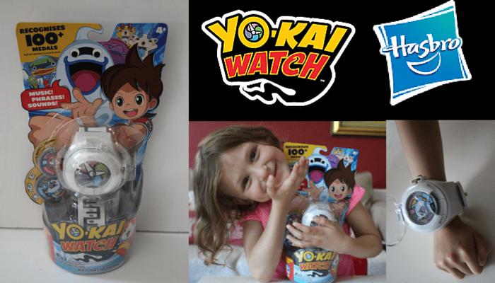 Hasbro Yo-Kai Watch Review