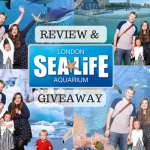 London Aquarium Visit & Giveaway