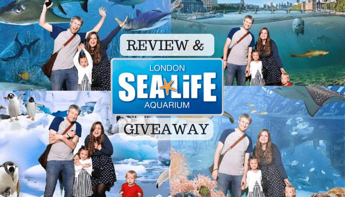 London Aquarium Visit & Giveaway