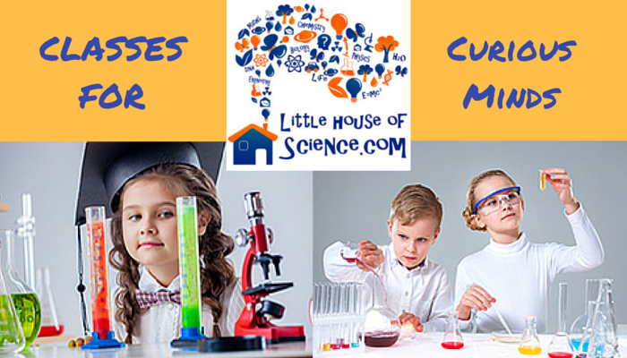 Little House of Science – Classes for Curious Minds