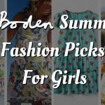 5 Boden Summer Fashion Picks For Girls