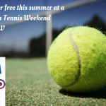The Great British Tennis Weekend #GBTW