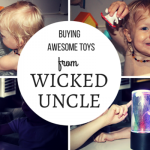 Buying Awesome Toys From Wicked Uncle