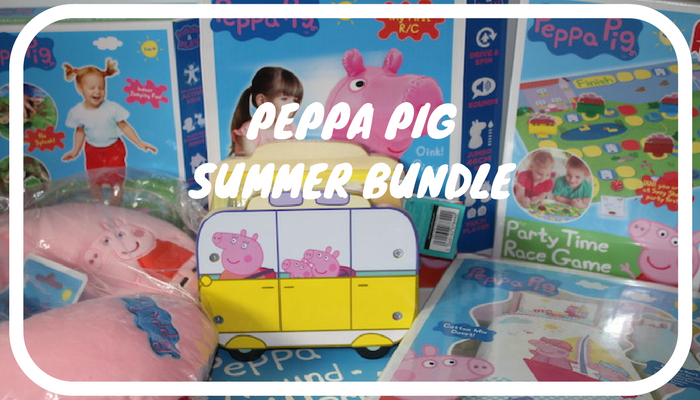 Peppa Pig Summer Bundle