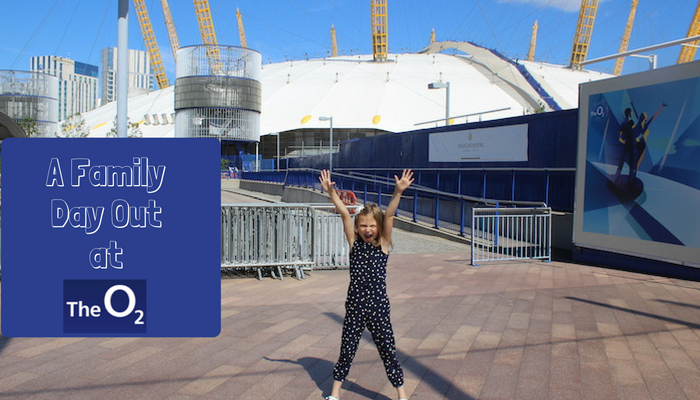 A Family Day Out At The O2