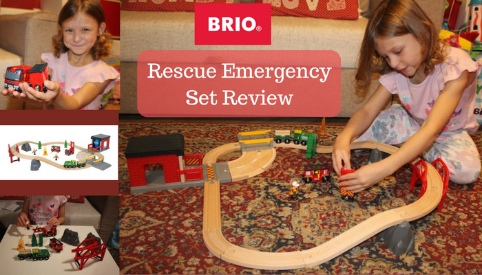 Brio Rescue Emergency Set Review