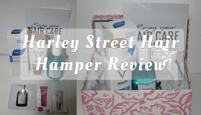 Harley Street Hair Hamper Review