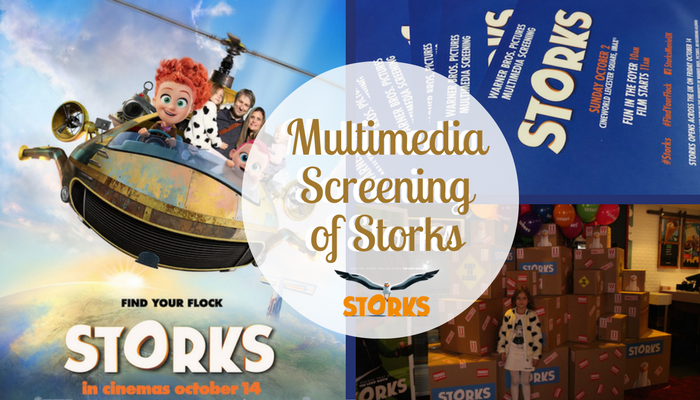 Multimedia Screening of Storks
