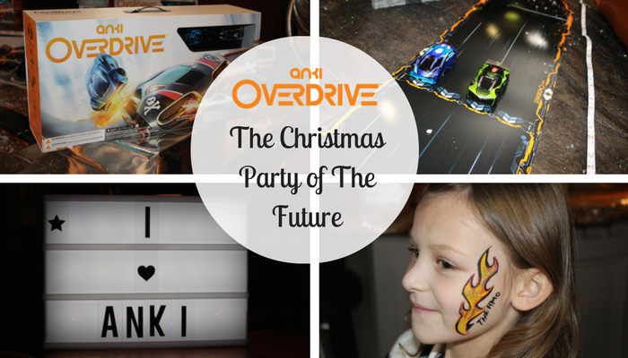 Anki Overdrive – The Christmas Party of The Future