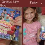 Mr. Tumble's Christmas Party Album – Review & Giveaway