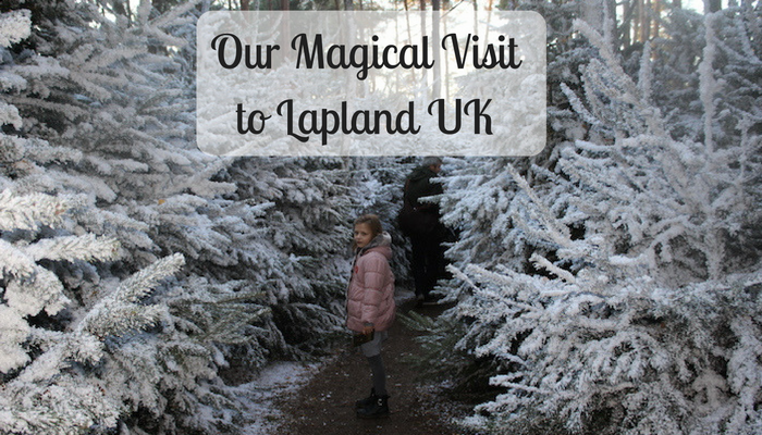 Our Magical Visit to Lapland UK