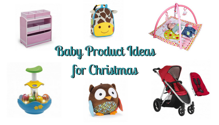 Baby Product Ideas for Christmas