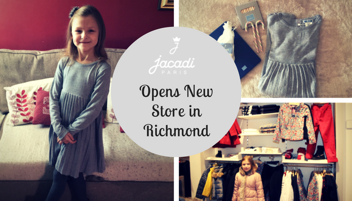 Jacadi Opens New Store in Richmond