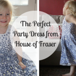 The Perfect Party Dress from House of Fraser