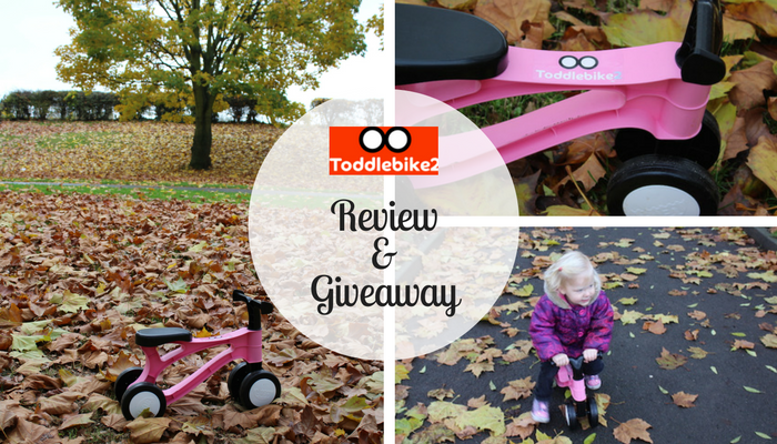 Toddlebike2 Review & Giveaway