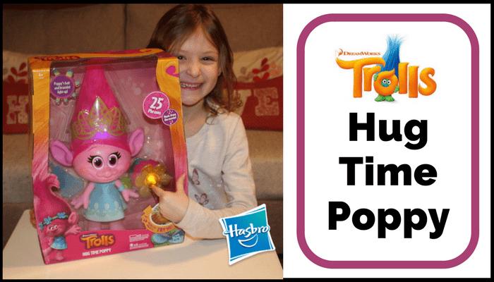 Trolls Hug Time Poppy Review