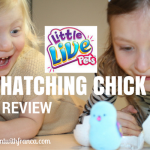 Little Live Pets Hatching Chick Review