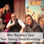 Milo Murphy's Law: New Disney Show Screening
