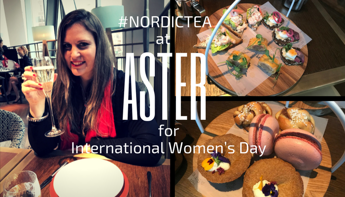#NORDICTEA at Aster for International Women's Day