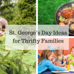St. George's Day Ideas for Thrifty Families