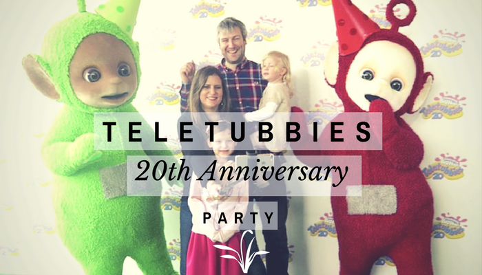 Teletubbies 20th Anniversary Party