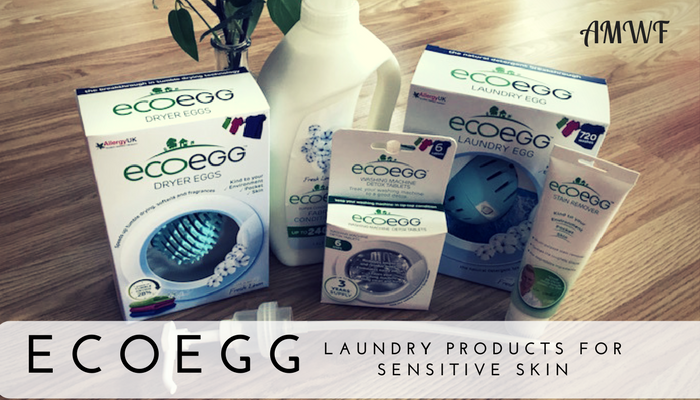 EcoEgg Laundry Products For Sensitive Skin