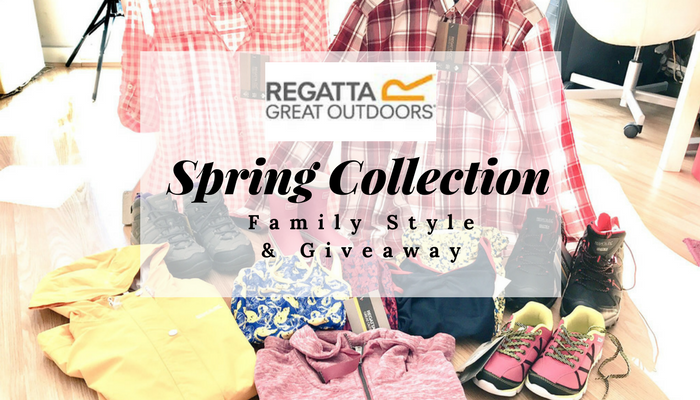 Regatta Spring Collection Family Style & Giveaway